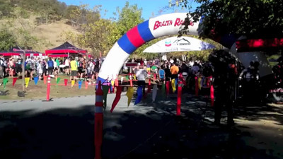 Save Mount Diablo - Trail Run November 2012