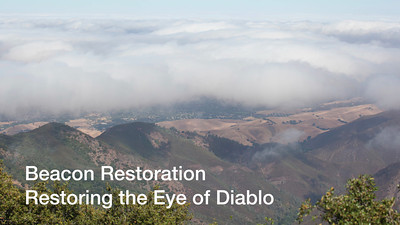 Save Mount Diablo - Beacon Restoration - Restoring the Eye of Diablo