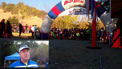 Save Mount Diablo - Trails Challenge Nov 2013