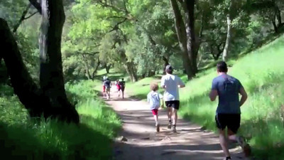 Save Mount Diablo - Diablo Trails Challenge 2012