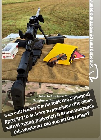 GunCult and Magpul Range Day