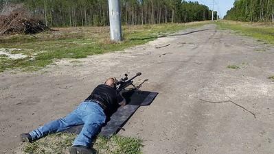 Sending lead down range