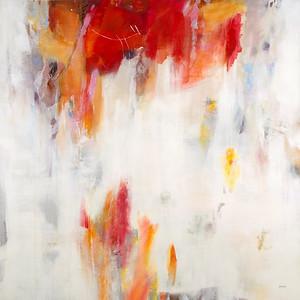 Atrraction-J  Martin, 49x49 canvas (AEJMC16-6-02)