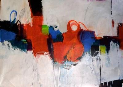Abstract 13-121, Kempton, 68x48 (AERK13-121)