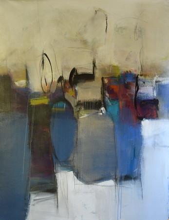 Abstract 14-103, Kempton, 50x70