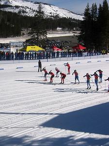 JUNIOR OLYMPICS 2009 RELAYS