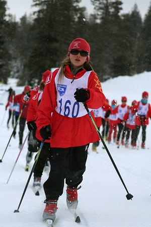 SNOWSHOE THOMPSON CLASSIC 2012