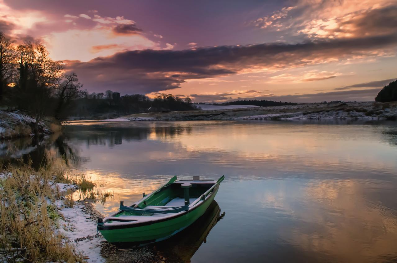 Twilight River Tweed