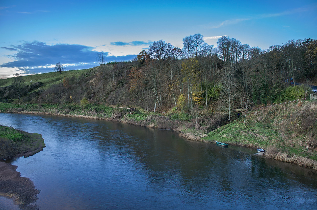 RIVER TWEED NOREHAM
