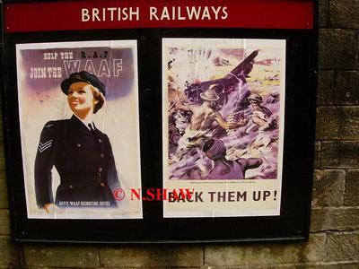 FOXFIELD RAILWAY (1940's DAY), STAFFORDSHIRE 0008