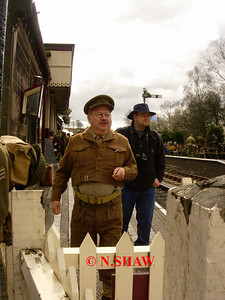 FOXFIELD RAILWAY (1940's DAY), STAFFORDSHIRE 0006
