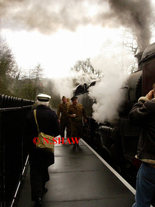 FOXFIELD RAILWAY (1940's DAY), STAFFORDSHIRE 0016