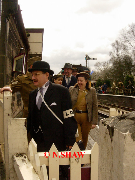 <b>FOXFIELD RAILWAY (1940's DAY), STAFFORDSHIRE 0005</b>