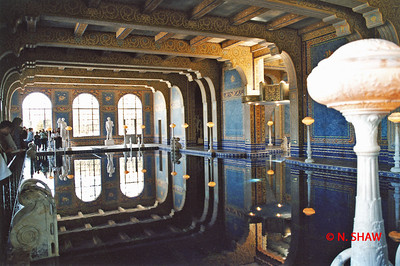 HEARST CASTLE, CALIFORNIA 0068