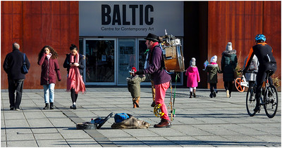 BALTIC SQUARE - COMINGS AND GOINGS ... AND IN RYTHM