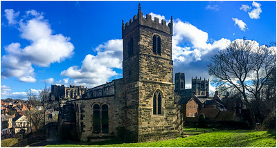 THE CHURCH OF ST. MARY OF ANTIOCH, CROSSGATE, DURHAM