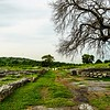 TAXILA, SIRKAP CITY RUINS