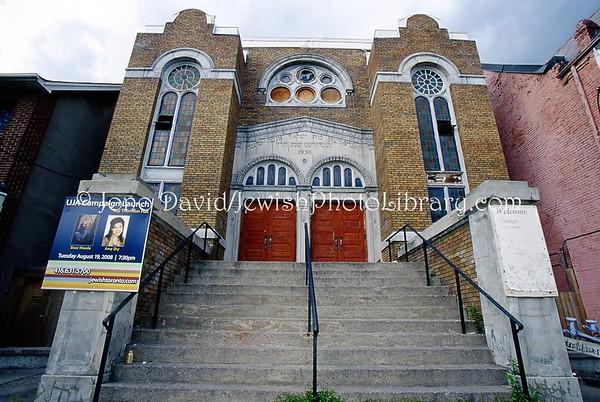 CANADA, Ontario, Toronto. Congregation Anshei Minske. 2008