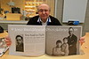 US 3883  Joe Koenig, Polish Holocaust survivor, shows his story in In Our Voices