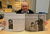 US 3884  Joe Koenig, Polish Holocaust survivor, shows his story in In Our Voices