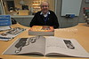 US 3881  Joe Koenig, Polish Holocaust survivor, shows his story in In Our Voices