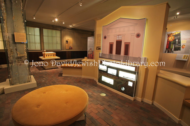 US 4075  Lloyd Street Synagogue exhibition