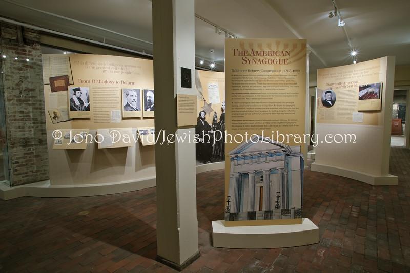 US 4068  Lloyd Street Synagogue exhibition