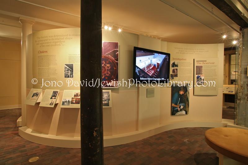US 4073  Lloyd Street Synagogue exhibition