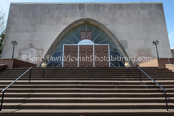 USA, Washington, D.C. Ohev Sholom, The National Synagogue (3.2017)