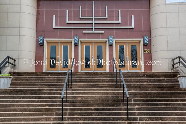 USA, Washington, D.C. Tifereth Israel Congregation (3.2017)