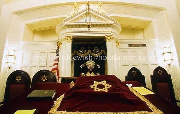 USA, Washington, D.C., Kesher Israel Congregation. (2006)