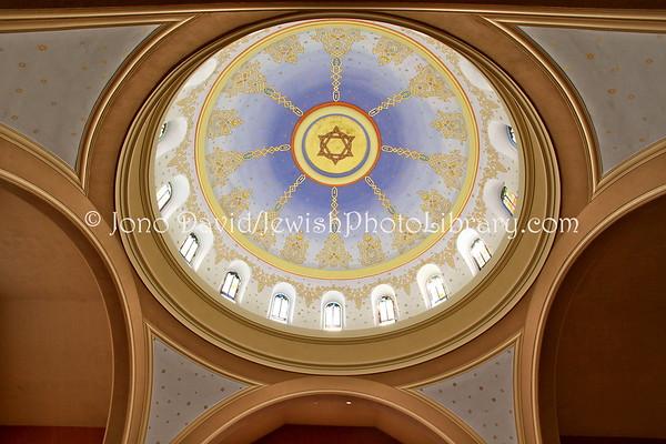 USA, Washington, D.C. Sixth & I Historic Synagogue (3.2010)