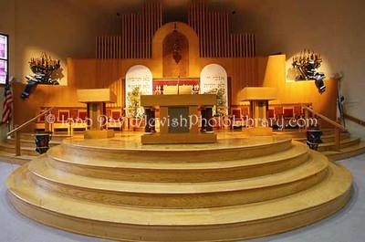 USA, Washington, D.C., Washington Hebrew Congregation. (2006)