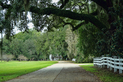 ROSEDOWN PLANTATION - ST. FRANCISVILLE, LOUISIANA