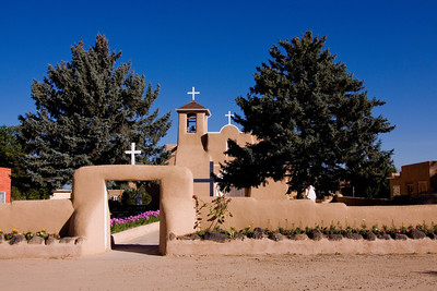MISSION CHURCH OF RANCHO DE TAOS