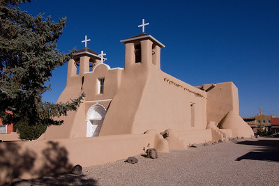 MISSION CHURCH OF RANCHO DE TAOS