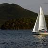 Lake George from Sagamore Resort-Bolton Landing