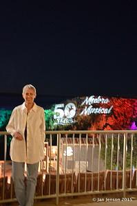 Jan @ 50th Medora Musical  7.30.15