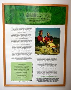 Spirit Trails & Sky Beings - Ojibway Storytellers @ ND Heritage Center - August 1, 2017