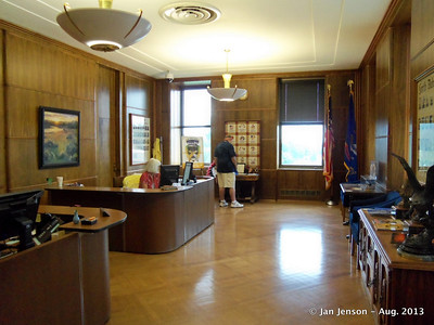 ND State Governor's office