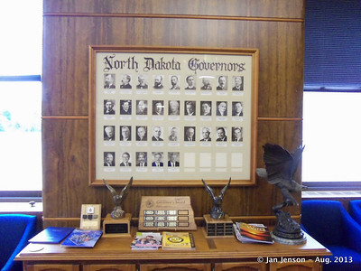 North Dakota Governors