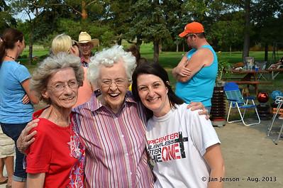 Jenene, Elizabeth, Dawn