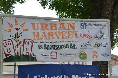 Urban Harvest - event in Bismarck, ND