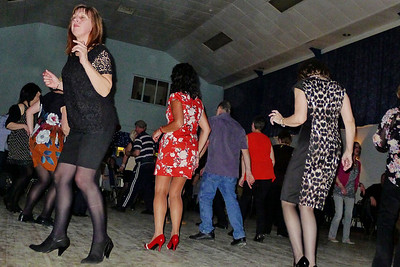 SOUL & MOTOWN NITE, LINCOLN HOSPITAL CLUB, 1st MARCH 2014