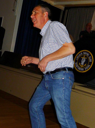 NAVAL CLUB-NORTHERN SOUL & MOTOWN NIGHT, 9th MAY 2014