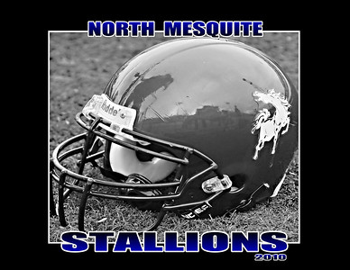 NORTH MESQUITE FOOTBALL 2009 & 2010