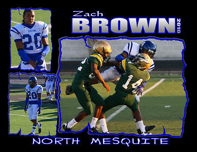 NORTH MESQUITE vs. SOUTH GRANDPRAIRIE 9-9-10