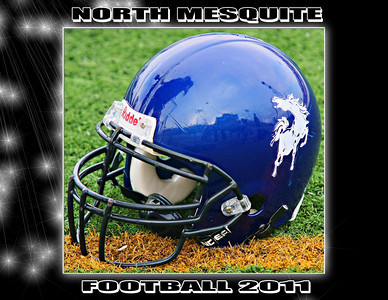 NORTH MESQUITE VARSITY FOOTBALL 2011