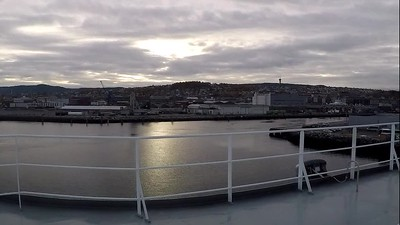 Arriving in Trondheim and the end of our Voyage