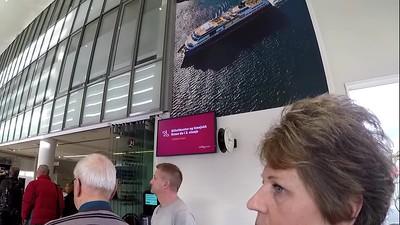 At the Hurtigruten Terminal